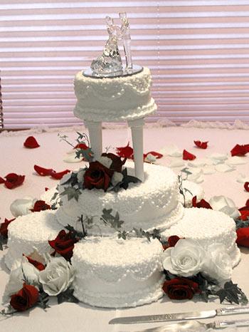 Adirondack Style Wedding Cakesrustic wedding cakesUnique Wedding Cakes